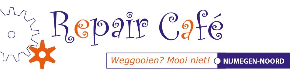 Repair Café Nijmegen-Noord