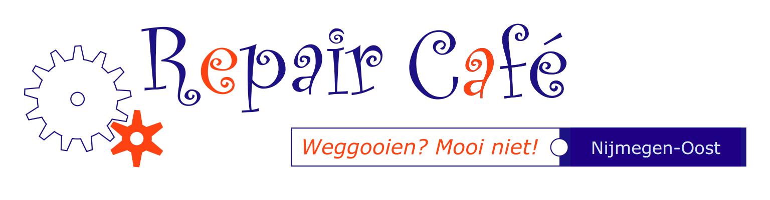 Repair Café Nijmegen-Oost