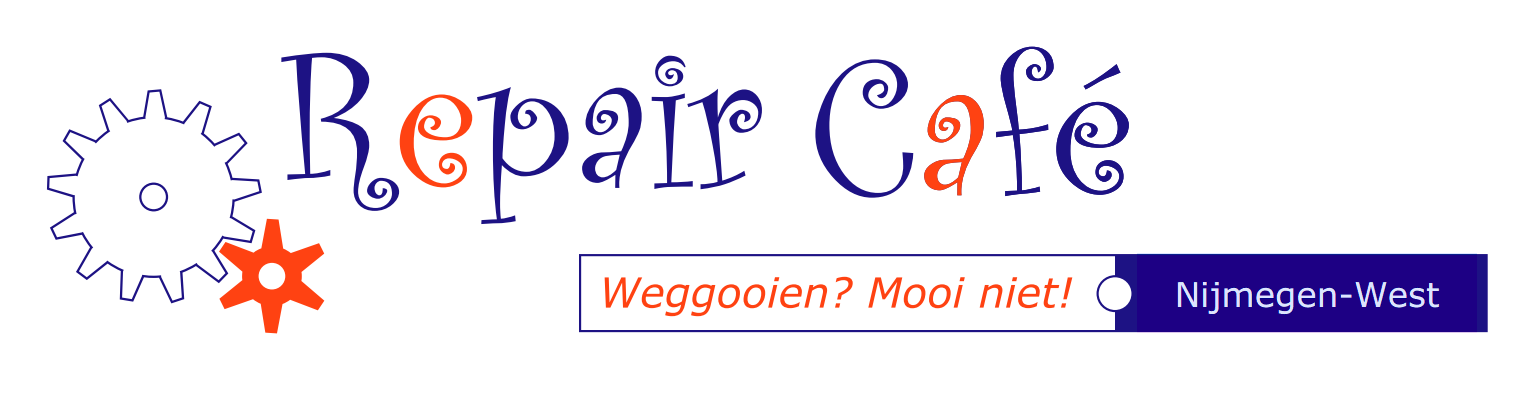 Repair Café Nijmegen-West